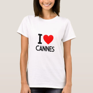Camiseta Amo Cannes