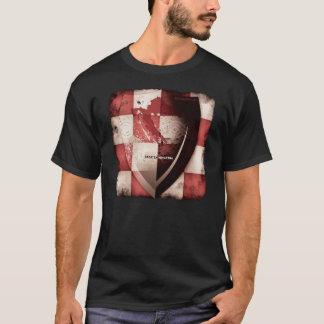 Camiseta Amo Croacia