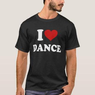 Camiseta Amo danza