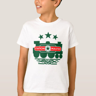 Camiseta Amo de estación