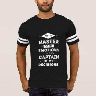 Camiseta Amo de mis emociones