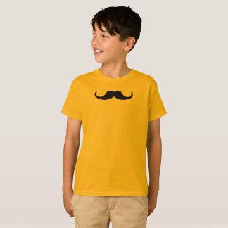 Camiseta Amo del personalizable del bigote del disfraz