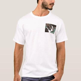 Camiseta ¡Amo el terrier de Boston!