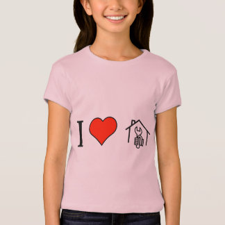 Camiseta Amo emplear sus los propios