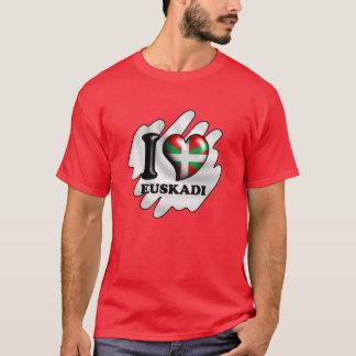Camiseta amo euskadi