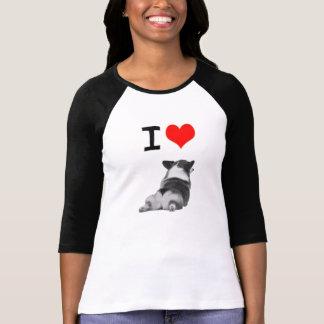 Camiseta Amo extremos del Corgi