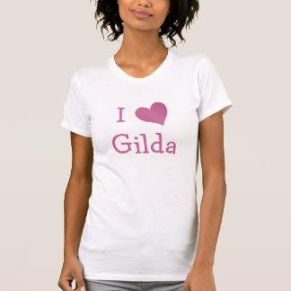 Camiseta Amo Gilda