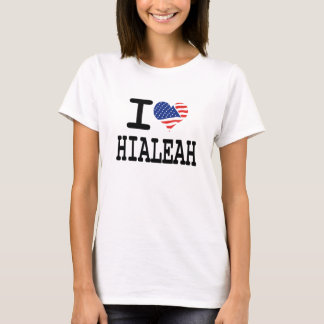 Camiseta Amo Hialeah