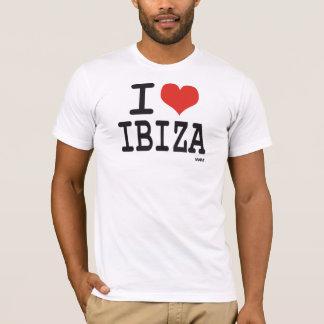 Camiseta Amo Ibiza