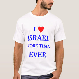 CAMISETA AMO ISRAEL