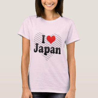 Camiseta Amo Japón