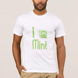 Camiseta Amo la menta