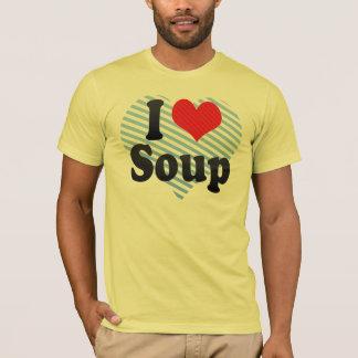 Camiseta Amo la sopa