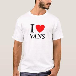 Camiseta Amo las furgonetas
