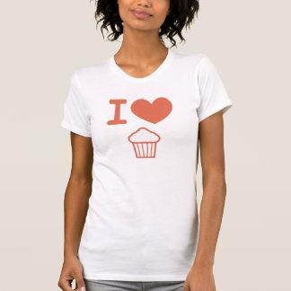 Camiseta Amo las magdalenas