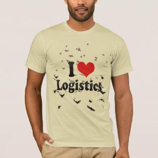 Camiseta Amo logística