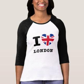 Camiseta Amo Londres