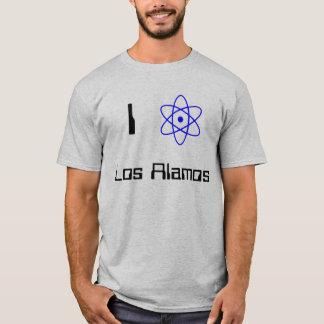 Camiseta Amo Los Alamos