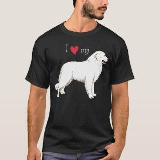 Camiseta Amo los mis grandes Pirineos