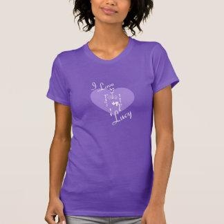Camiseta Amo Lucy - American Apparel