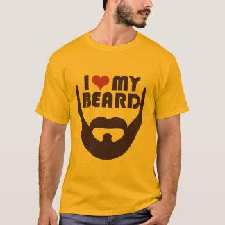 Camiseta Amo mi barba