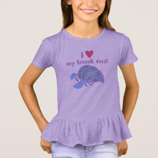 Camiseta Amo mi cangrejo de ermitaño