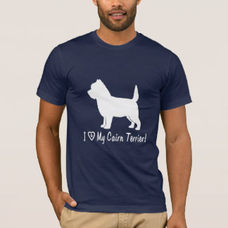 Camiseta Amo mi mojón Terrier