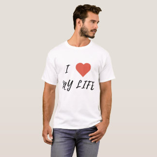 Camiseta Amo mi vida (2)