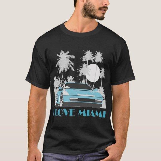 Camiseta Amo Miami