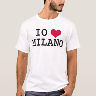 Camiseta Amo Milano