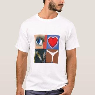 Camiseta Amo Nueva York