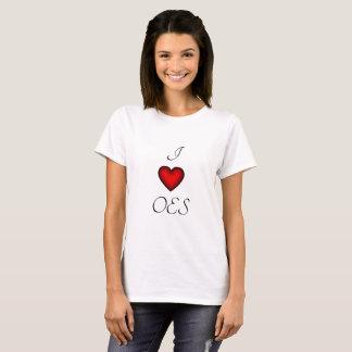 Camiseta Amo OES