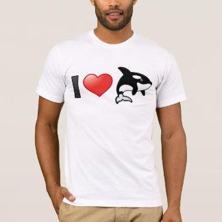 Camiseta Amo orcas