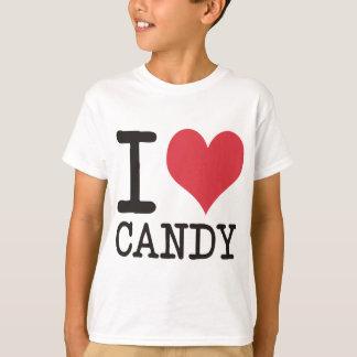 Camiseta ¡AMO productos y diseños de la torta del cereal