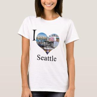 Camiseta Amo Seattle