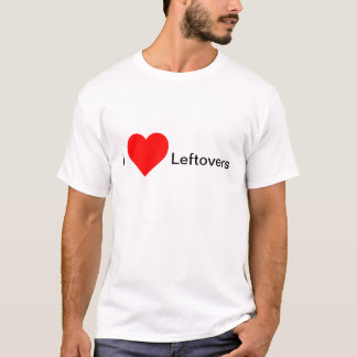 Camiseta Amo sobras