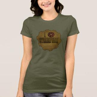 Camiseta Amo Steampunk