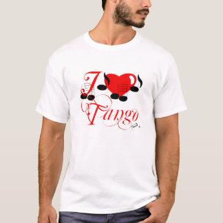 Camiseta ¡Amo tango!