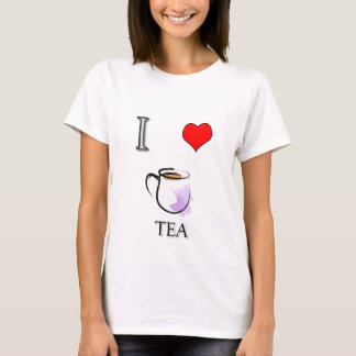 Camiseta Amo té