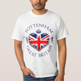 Camiseta Amo Tottenham
