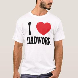 Camiseta Amo yardwork
