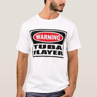 Camiseta amonestadora del JUGADOR de la TUBA