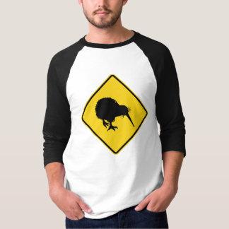 Camiseta amonestadora del kiwi