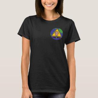 Camiseta amonestadora global
