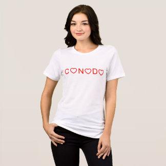 Camiseta Amor Canadá