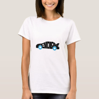 Camiseta Amor de Evo