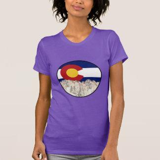 Camiseta Amor de la montaña rocosa