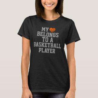 Camiseta Amor del baloncesto