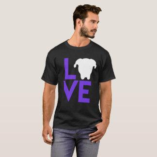 Camiseta Amor del boxeador