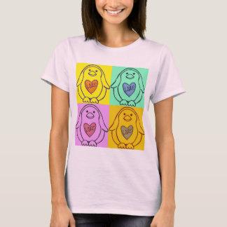 Camiseta Amor del pingüino